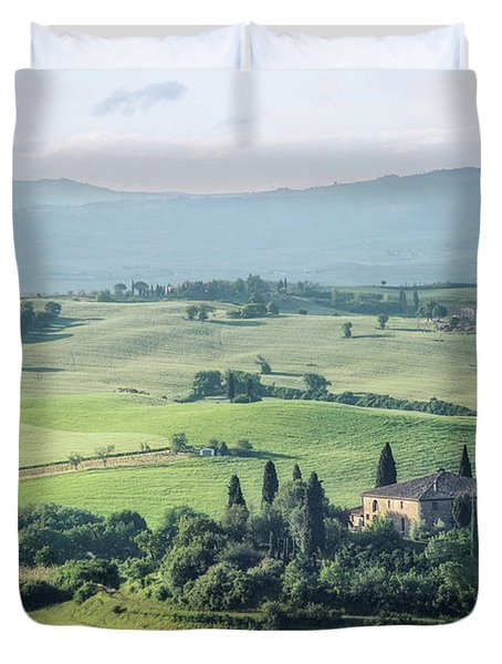 Paradise Valley Duvet Cover