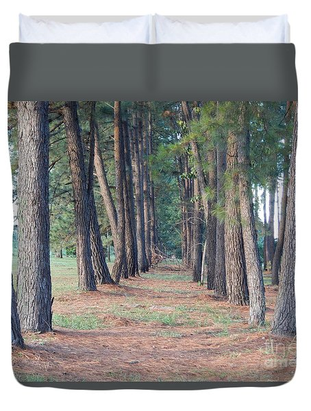 Paradise Way Duvet Cover