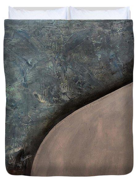 Paragon  Duvet Cover by Antonio Ortiz