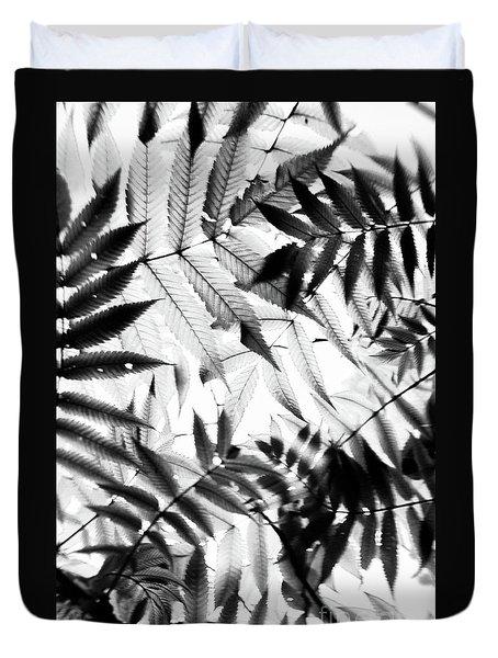 Parallel Botany #5229 Duvet Cover by Andrey Godyaykin