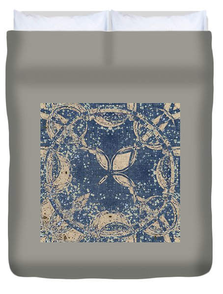 Duvet Cover featuring the photograph Parallel Universes 06 by Carol Leigh