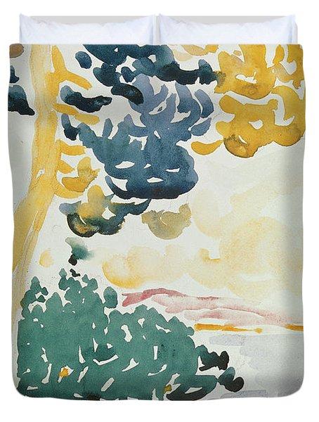 Pardigon Duvet Cover