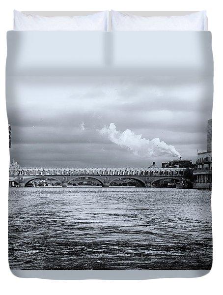 Paris 1 Duvet Cover