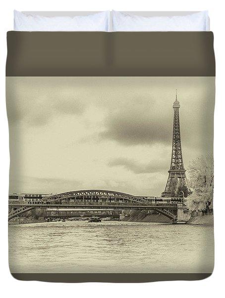 Paris 2 Duvet Cover