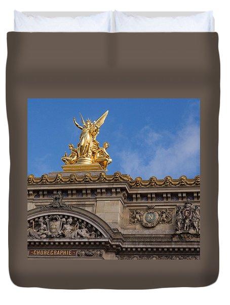 Paris Opera - Harmony Duvet Cover