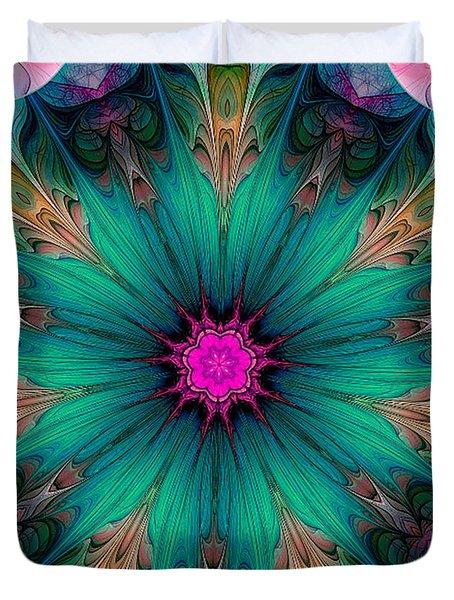 Paris Pastels Duvet Cover