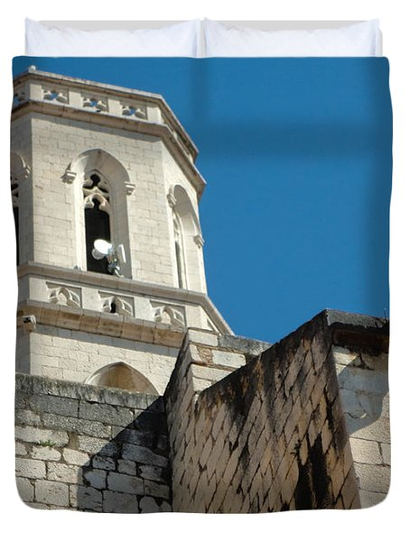 Parish Church Of St. Peter Duvet Cover