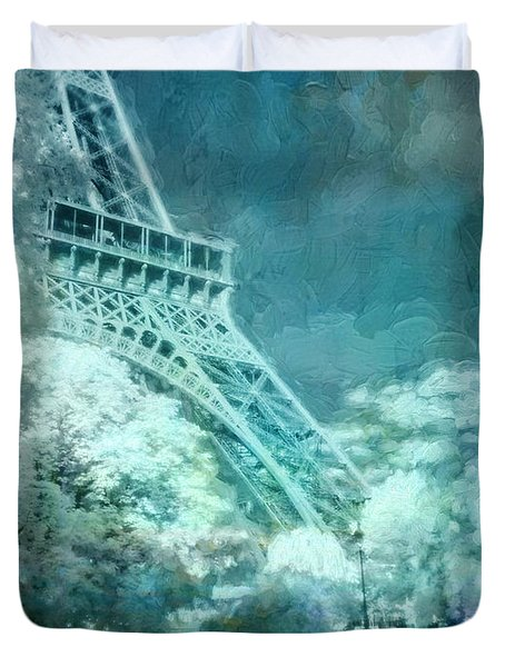 Parisian Dream Duvet Cover