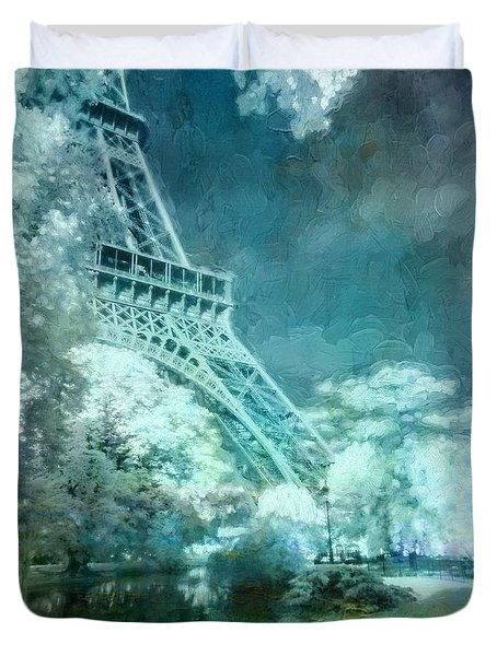 Parisian Dream Duvet Cover