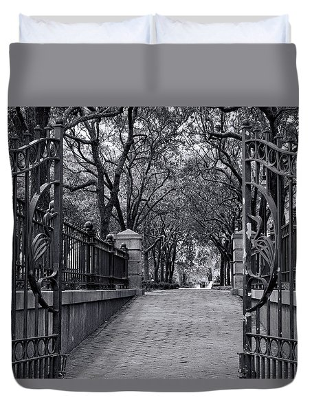Park Place Duvet Cover