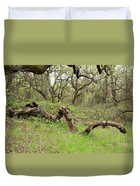 Park Serpent Duvet Cover