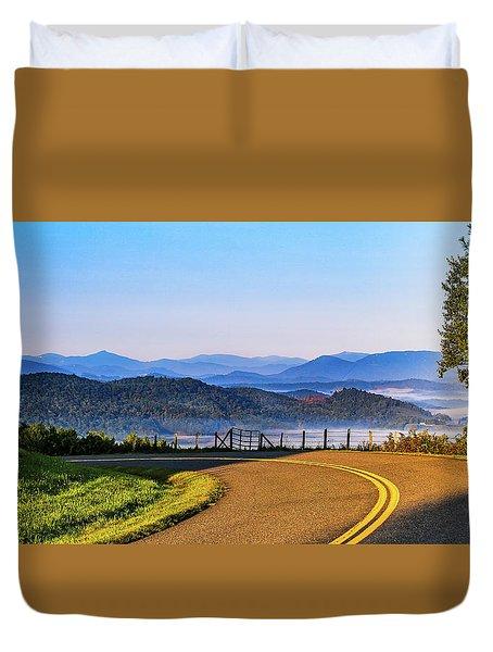 Parkway Morning Vista Duvet Cover
