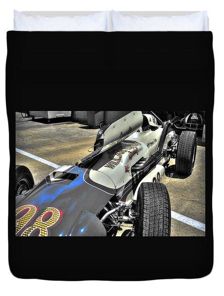 Parnelli Jones Watson Roadster 1963 Duvet Cover
