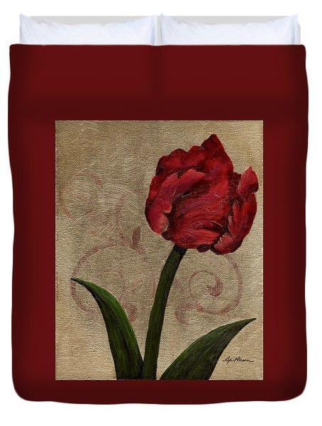 Parrot Tulip II Duvet Cover