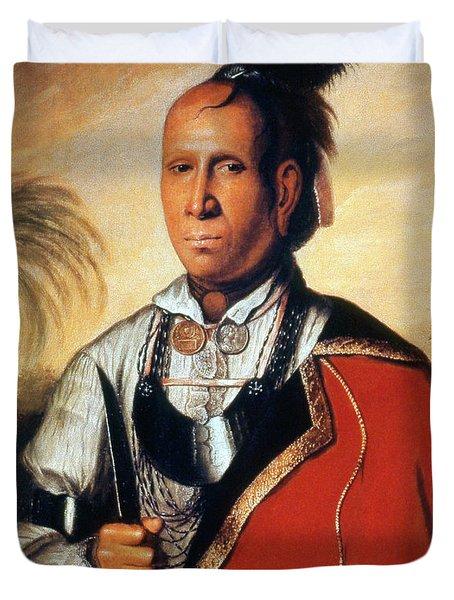 Parsons - Cherokee 1762 Duvet Cover
