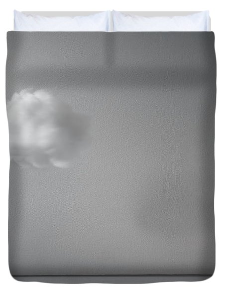 Partly Cloudy Duvet Cover