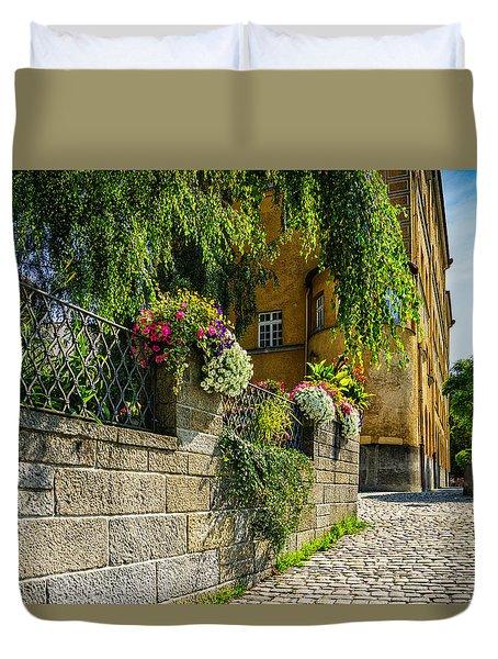 Passau Cobblestones Duvet Cover
