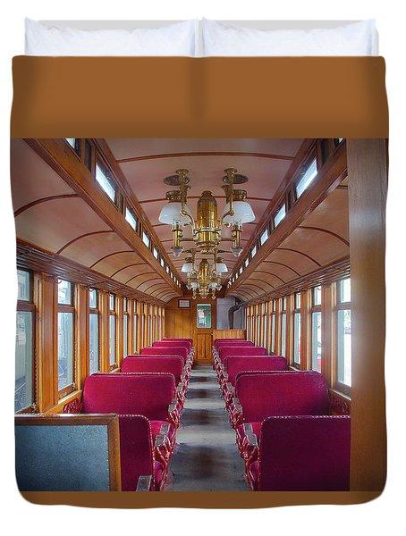 Passenger Travel Duvet Cover