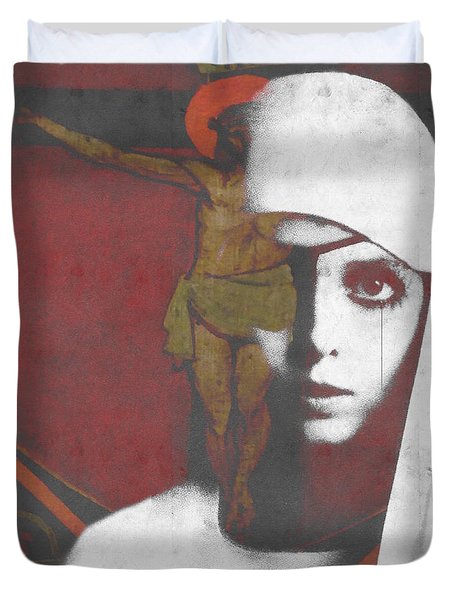 Passion  Duvet Cover