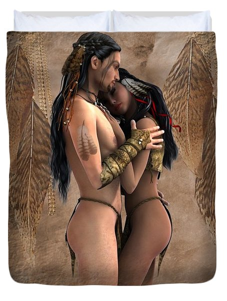 Passion Spirits 2 Duvet Cover