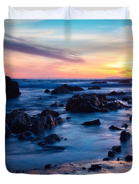 Pastel Fade Duvet Cover