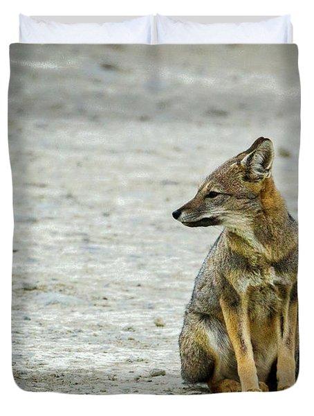 Patagonia Fox - Argentina Duvet Cover