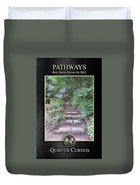 Pathways Duvet Cover