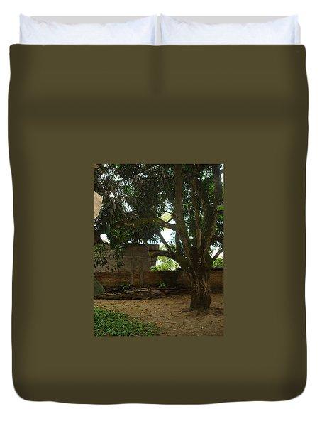 Patio 6 Duvet Cover
