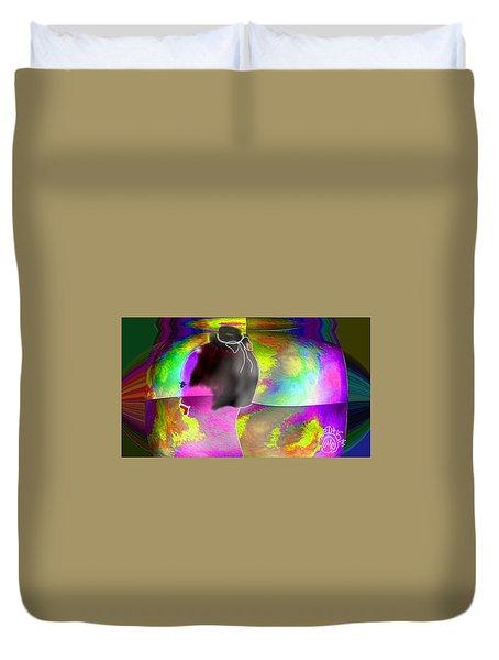 Pattern 266 _ Shine Duvet Cover
