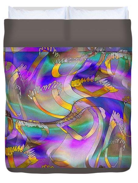Pattern 285 _ United Duvet Cover