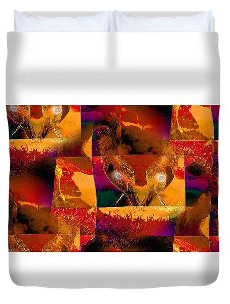 Pattern 291 _ Share Duvet Cover