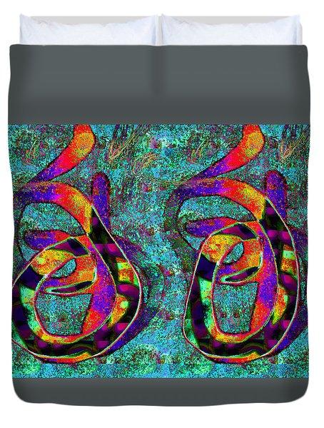 Pattern 292 _ Free Duvet Cover