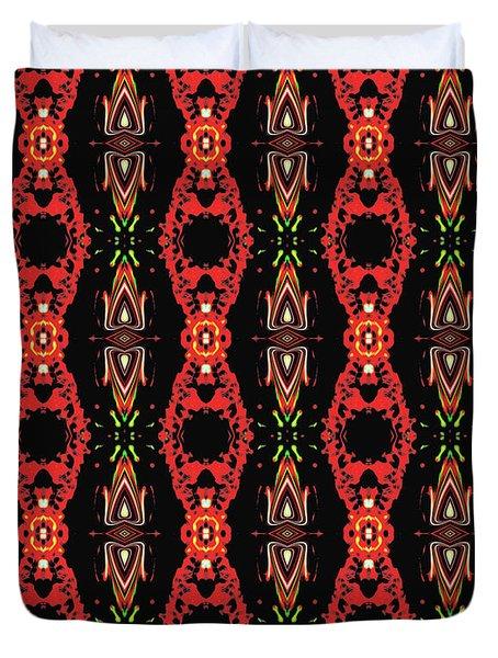 Pattern 482 Version 2 Duvet Cover