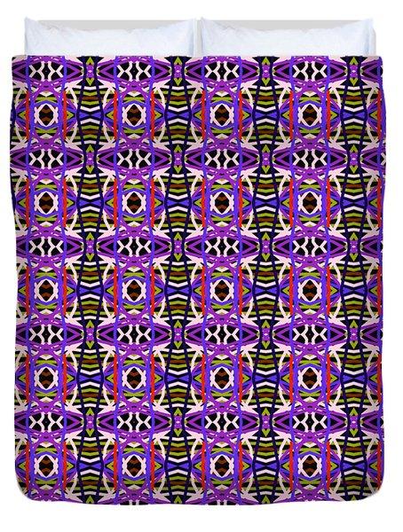 Pattern 83 Duvet Cover