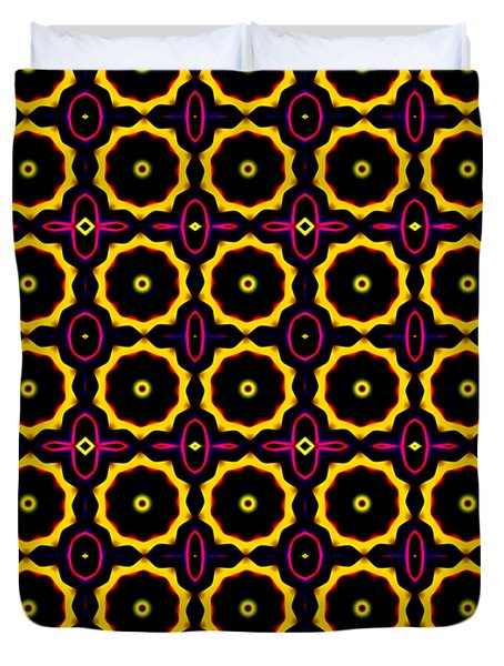 Pattern 89 Duvet Cover
