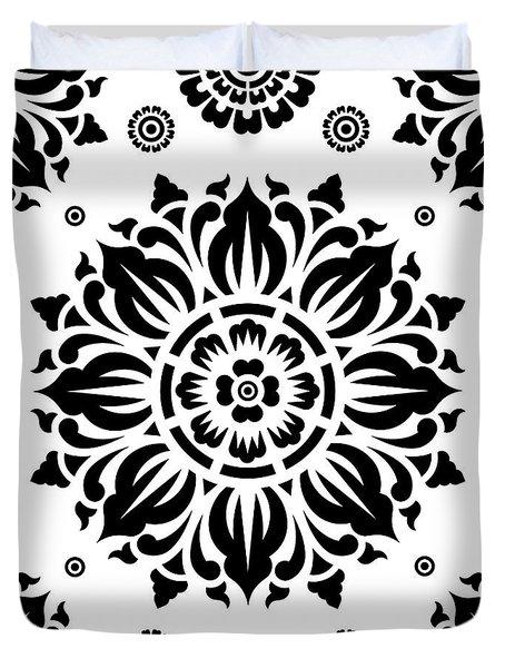 Pattern Art 01-2 Duvet Cover