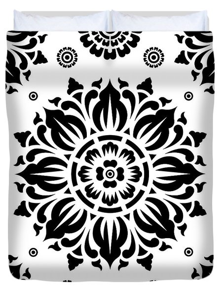 Pattern Art 01-2 Duvet Cover