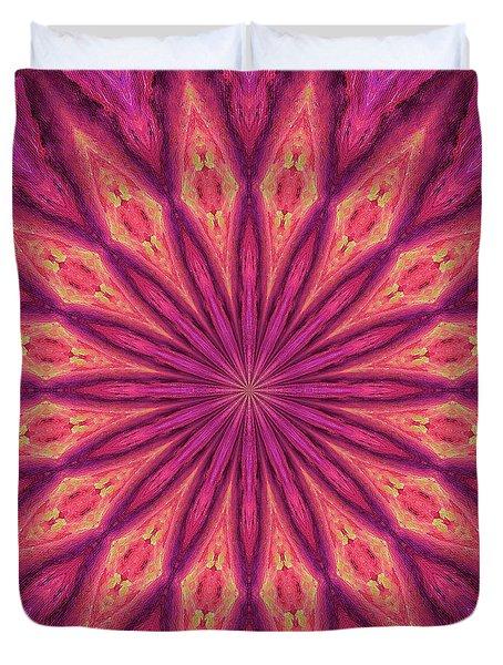 Pattern I Duvet Cover