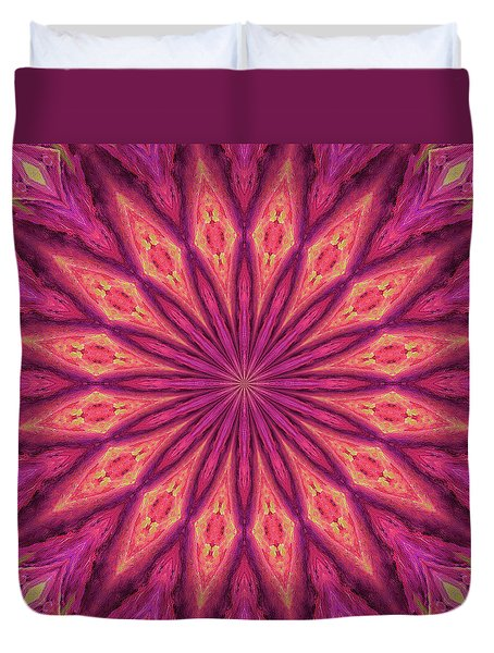 Pattern I Duvet Cover