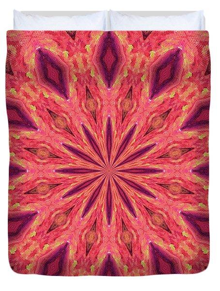 Pattern II Duvet Cover