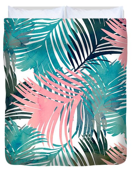 Pattern Jungle Duvet Cover