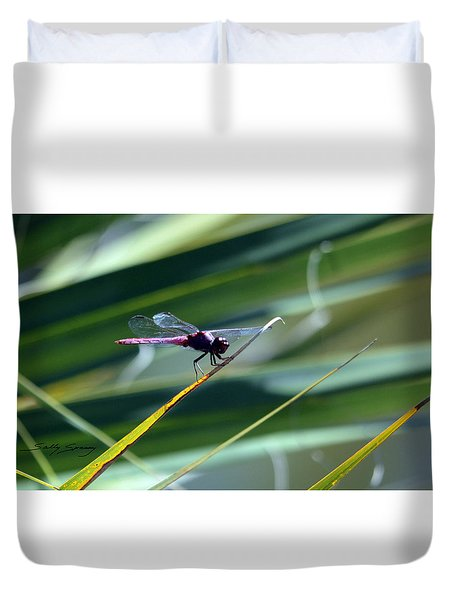 Patterns In Nature Duvet Cover
