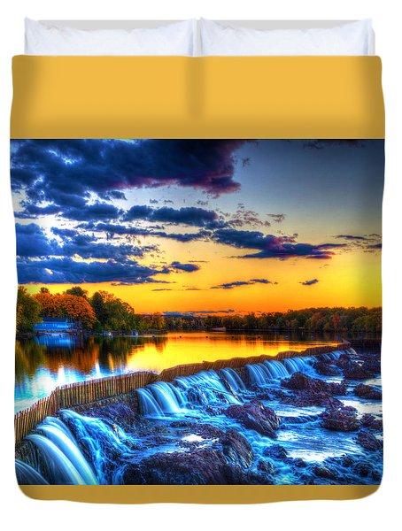 Pawtucket Falls 8354 Duvet Cover