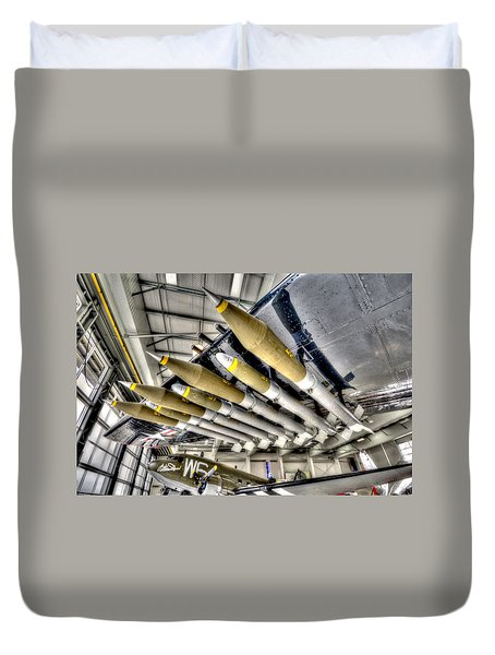Payload 3 Duvet Cover