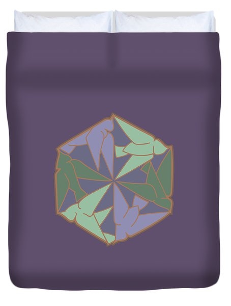 Peace Doves 6 Duvet Cover