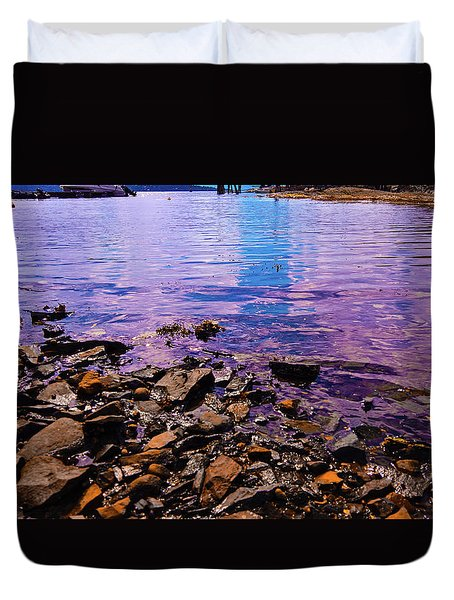 Peace Of Colors  Duvet Cover