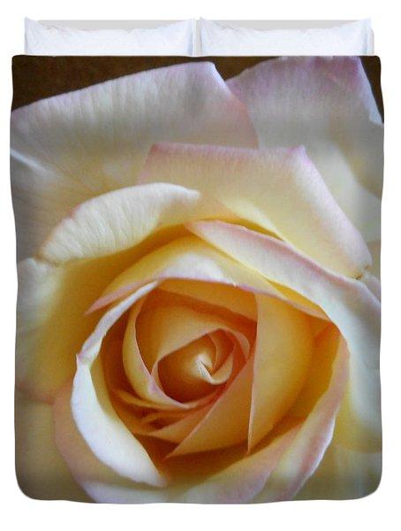 Peace Rose 9 Duvet Cover
