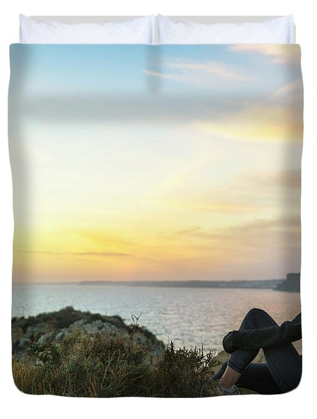 Peaceful Bliss Duvet Cover