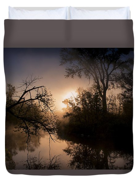 Peaceful Calm Duvet Cover