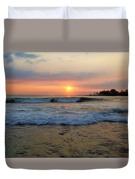 Peaceful Dreams Duvet Cover by Pamela Walton